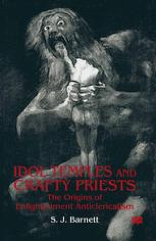 Idol Temples and Crafty Priests