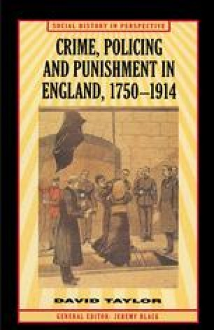 the unwritten law criminal justice in victorian kent