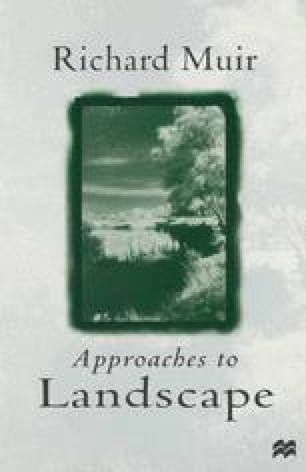 Approaches to Landscape