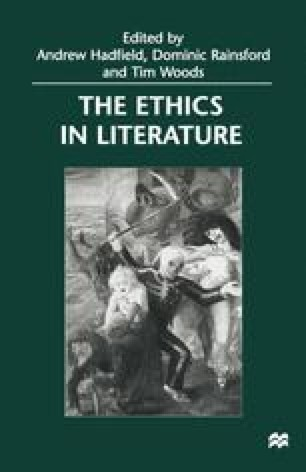 The Ethics in Literature
