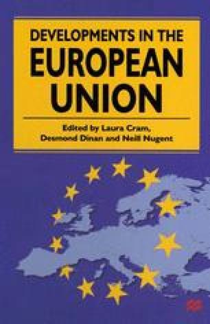 Developments in the European Union