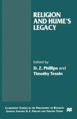 Religion and Hume's Legacy