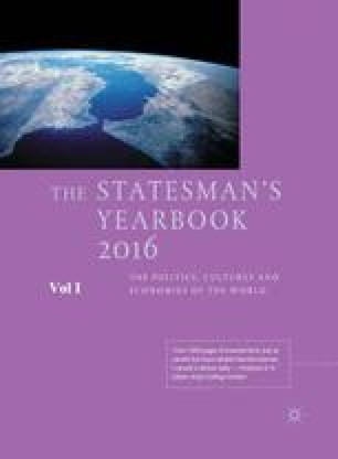 The Statesman's Yearbook 2016