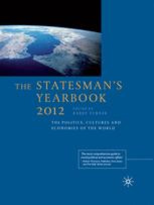 The Statesman's Yearbook