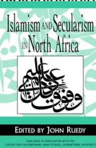Islamism and Secularism in North Africa