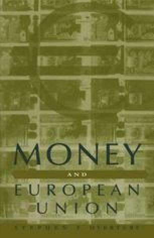 Money and European Union