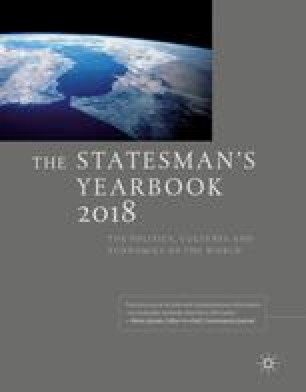 The Statesman's Yearbook 2018