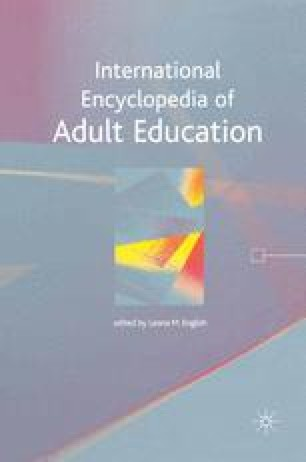 International Encyclopedia of Adult Education