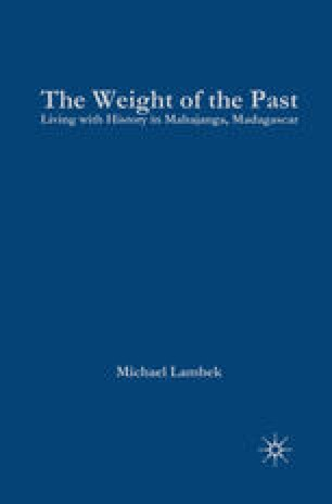 The Weight of the Past