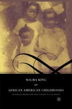 African American Childhoods