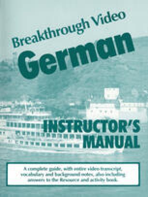 Breakthrough Video German