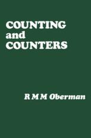Counting and Counters