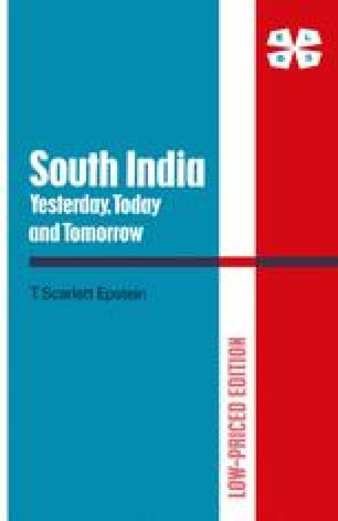South India: Yesterday, Today and Tomorrow