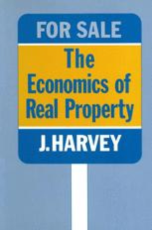 The Economics of Real Property