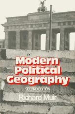 Modern Political Geography