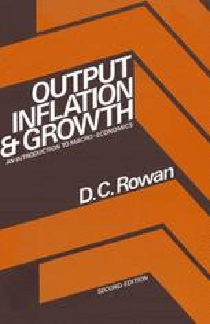 Output, Inflation and Growth