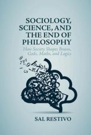 The social construction of mathematics springerlink sociology science and the end of philosophy fandeluxe Images