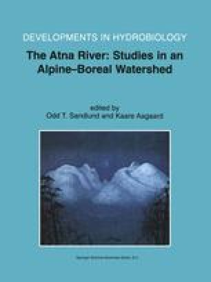 The Atna River: Studies in an Alpine—Boreal Watershed