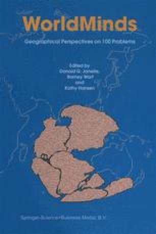 WorldMinds: Geographical Perspectives on 100 Problems