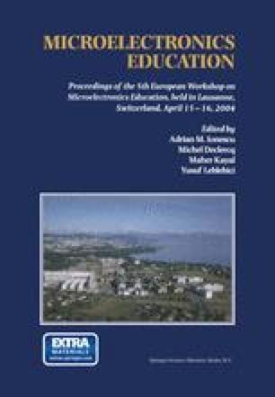 Microelectronics Education