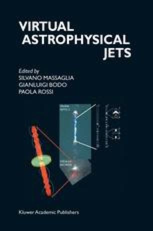Virtual Astrophysical Jets