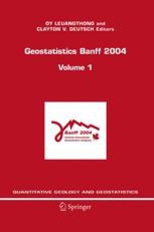 Geostatistics Banff 2004