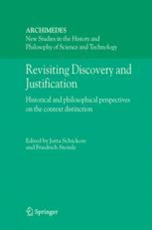 Heuristic Appraisal Context Of Discovery Or Justification