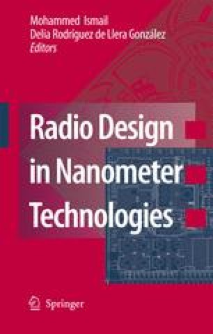 Radio Design in Nanometer Technologies