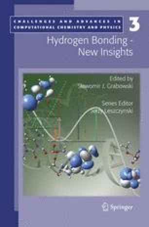 Hydrogen Bonding—New Insights
