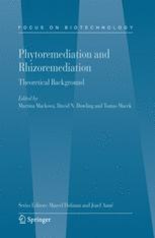 Phytoremediation Rhizoremediation