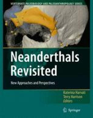 Neanderthals Revisited: New Approaches and Perspectives