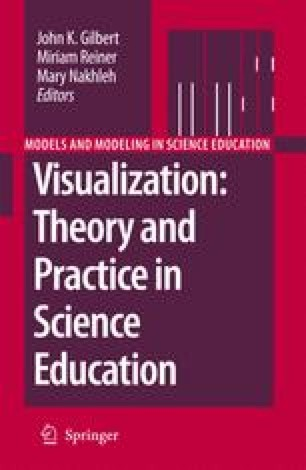 Visualization: Theory and Practice in Science Education