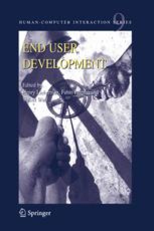 End User Development
