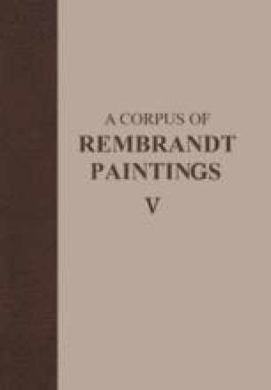 A Corpus of Rembrandt Paintings
