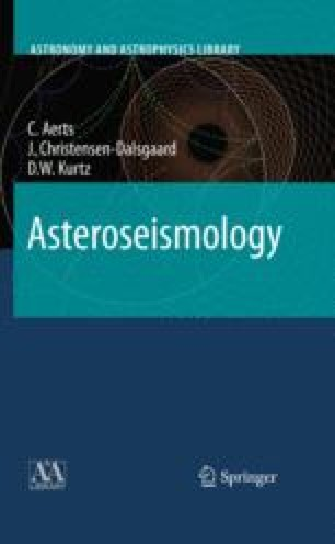 Asteroseismology