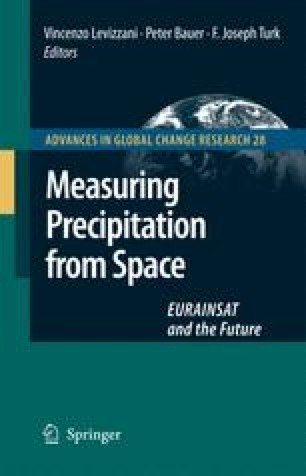 Measuring Precipitation From Space