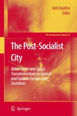 The Post-Socialist City