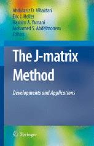 The J-Matrix Method