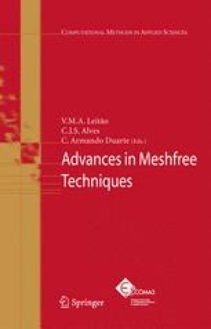 Advances in Meshfree Techniques
