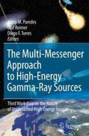 The Multi-Messenger Approach to High-Energy Gamma-Ray Sources