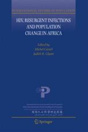 HIV in Zimbabwe 1985–2003: Measurement, Trends and Impact | SpringerLink