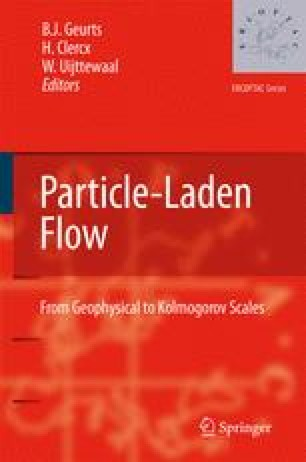 Particle-Laden Flow