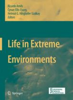 Life in Extreme Environments