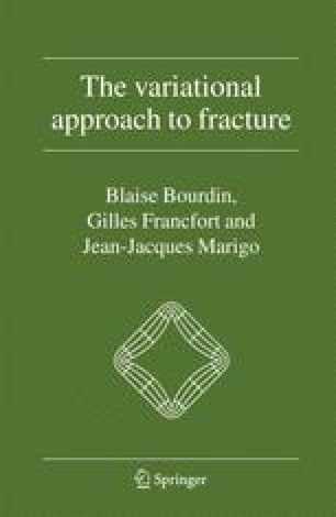 The Variational Approach to Fracture