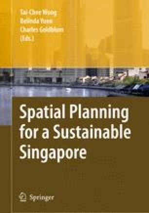 Spatial Planning for a Sustainable Singapore