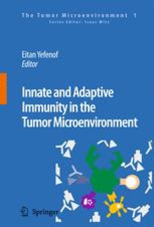 Innate and Adaptive Immunity in the Tumor Microenvironment