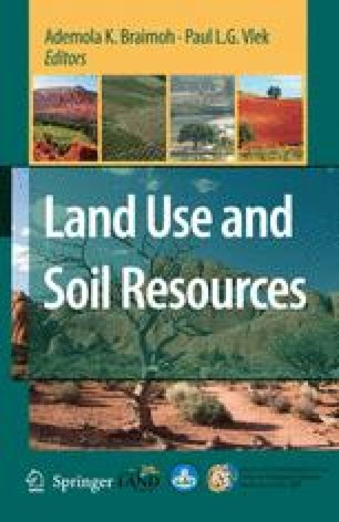 Land Use and Soil Resources