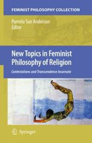 New Topics in Feminist Philosophy of Religion