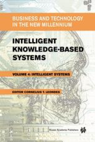 Intelligent Knowledge-Based Systems