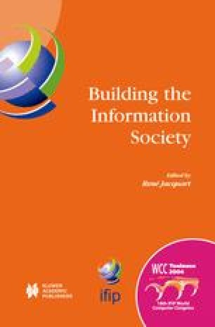 Building the Information Society